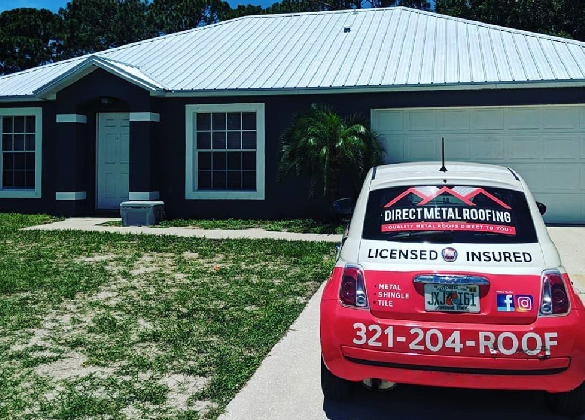 Roof Inspection in & near Rockledge, FL