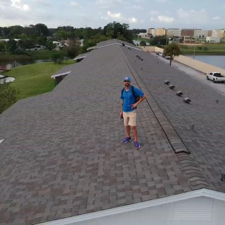New roof installation in & near Cocoa, FL